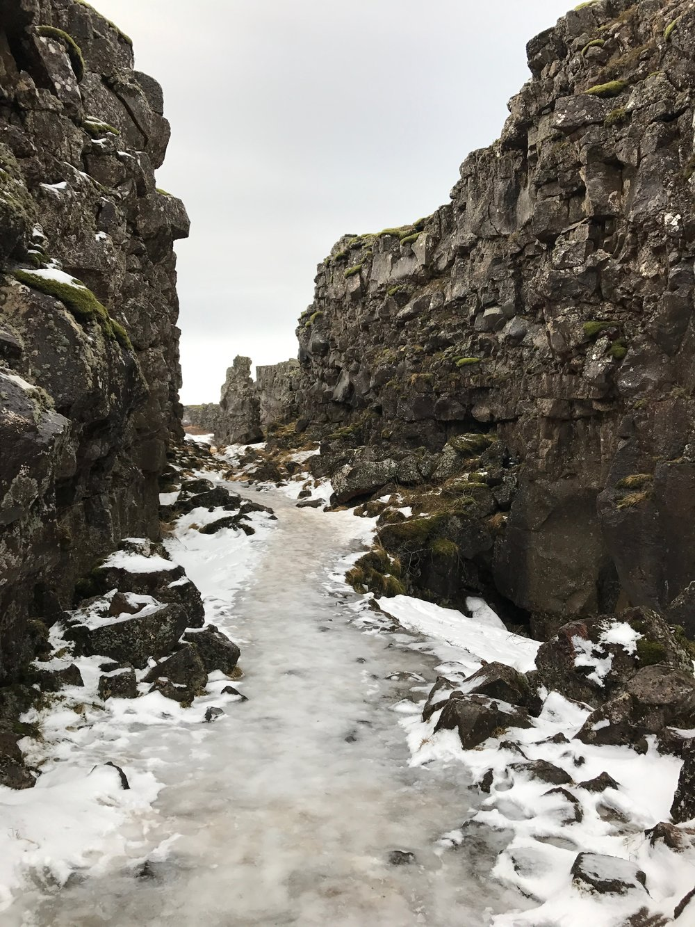 Alternate Routes in Iceland