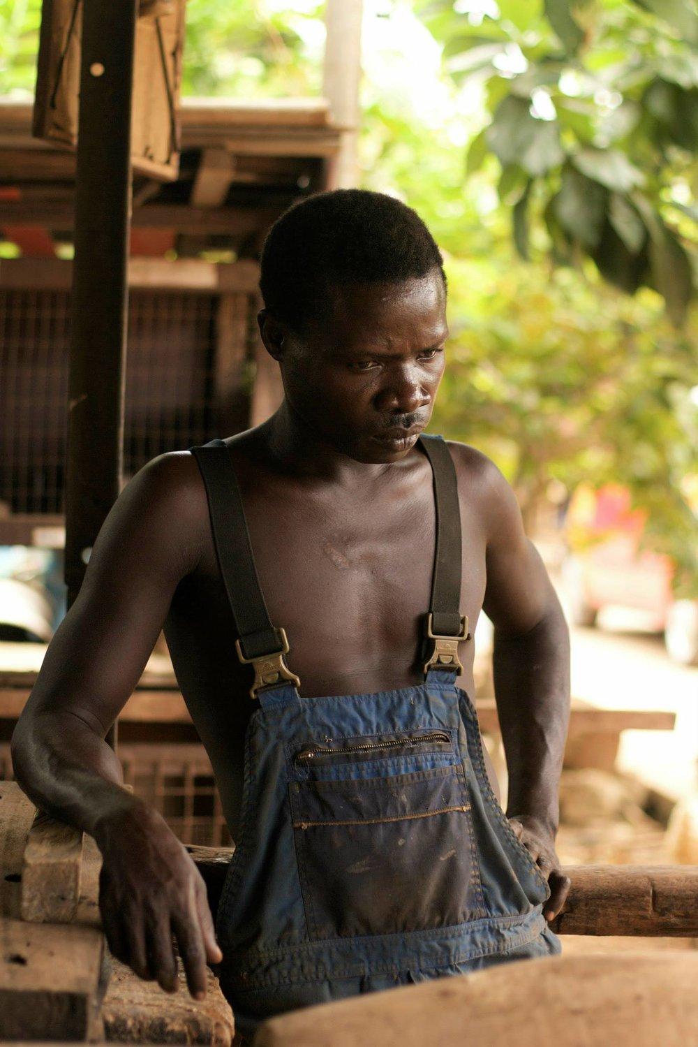 Novice  Ghana, 2014