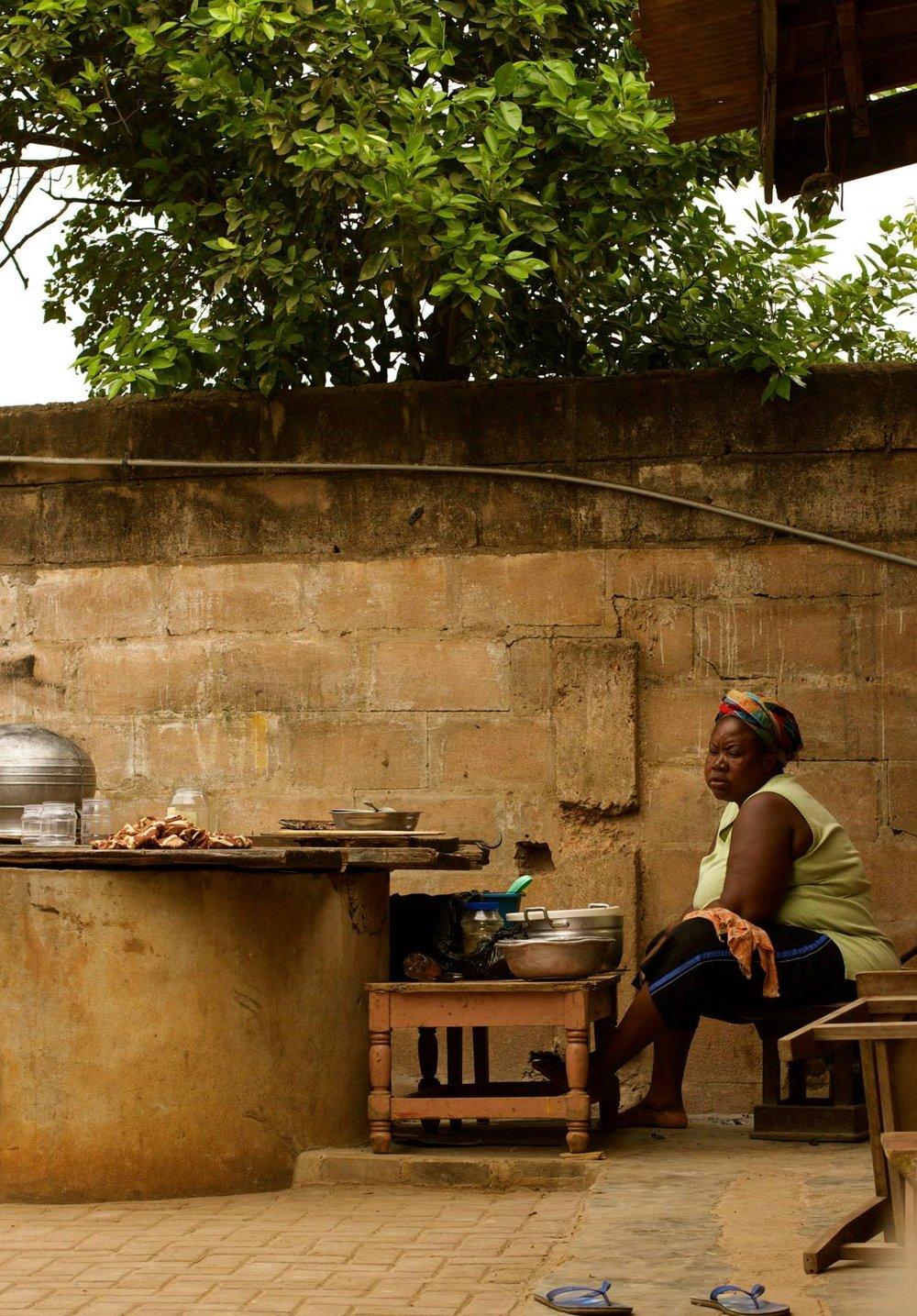 Tempes fugit  Ghana, 2014