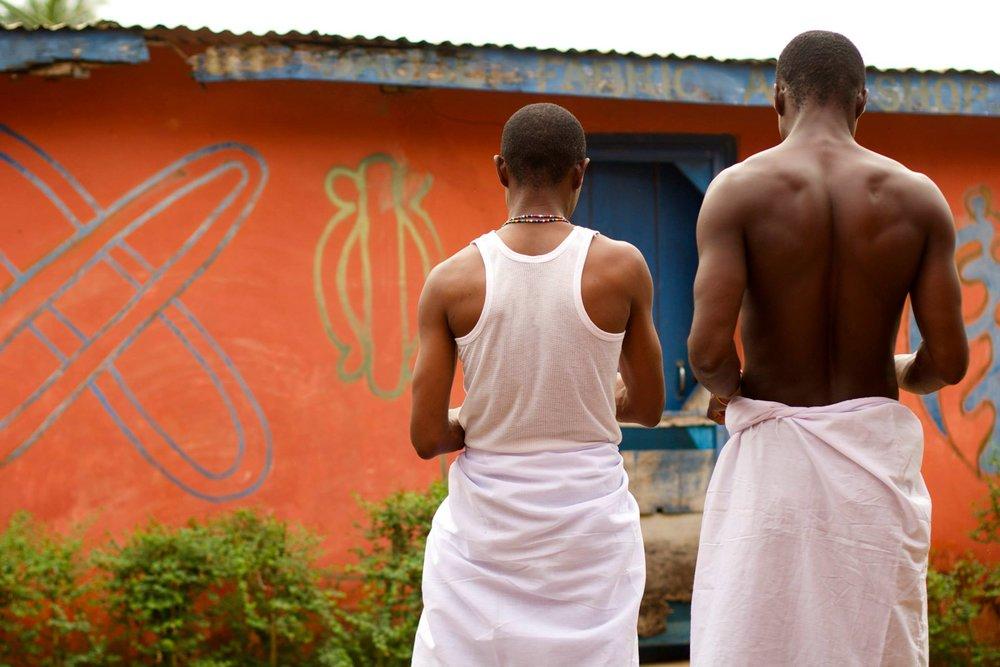 Blessings  Ghana, 2014