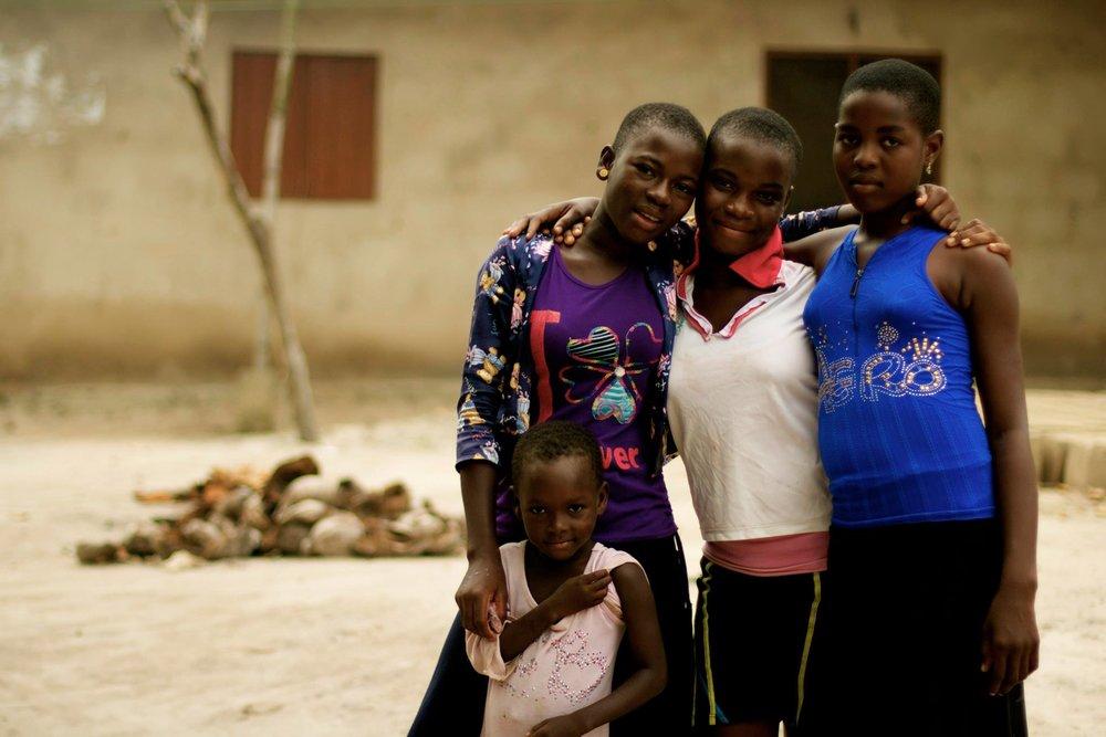 Who runs the world?  Ghana, 2014