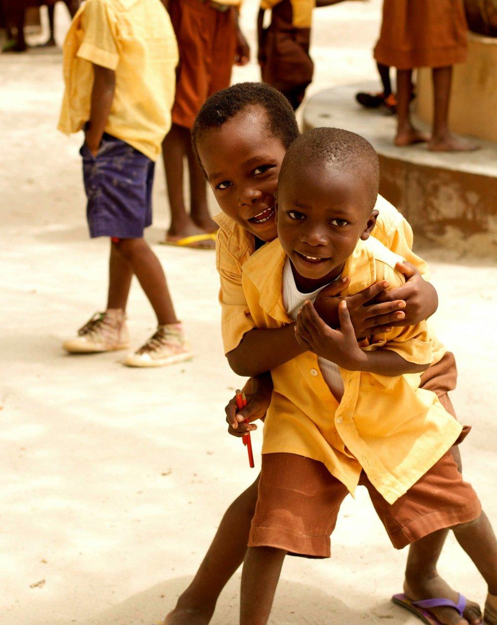 Recess  Ghana, 2014