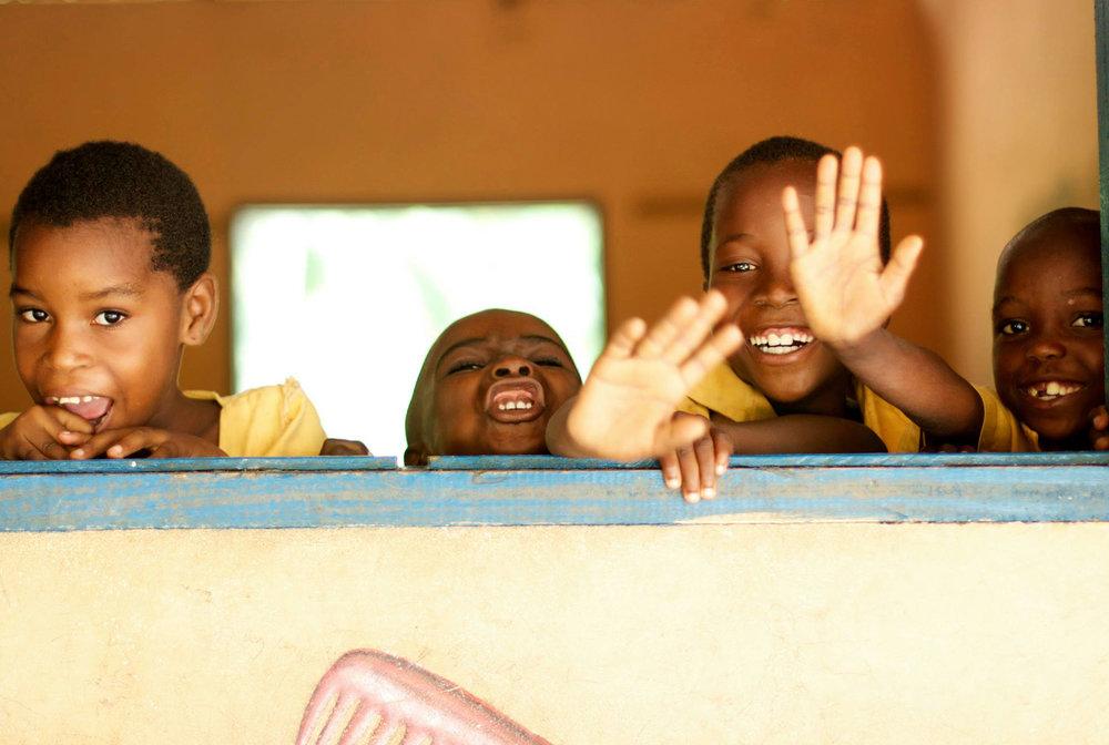 School's out  Ghana, 2014