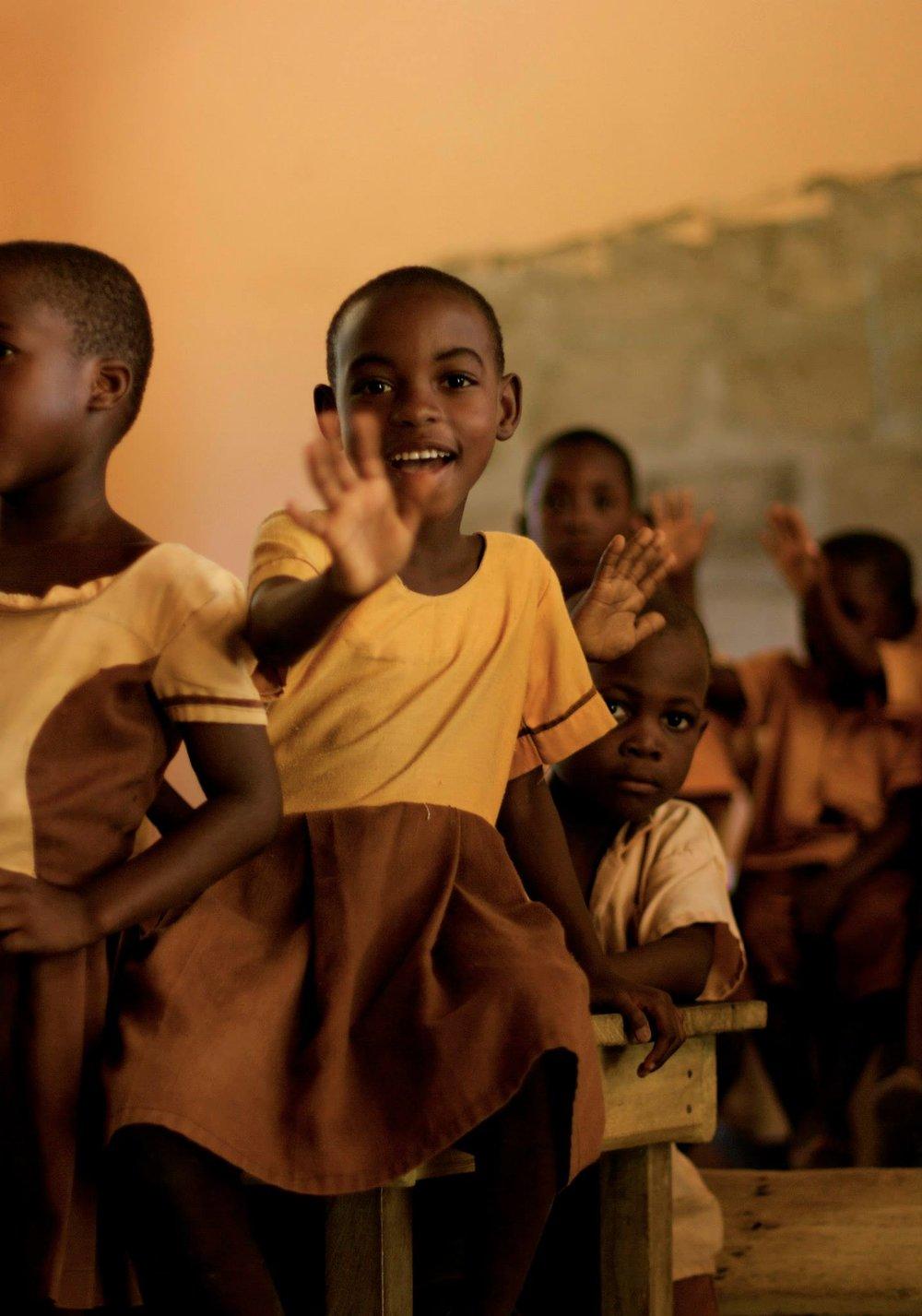 In Arms Reach  Ghana, 2014