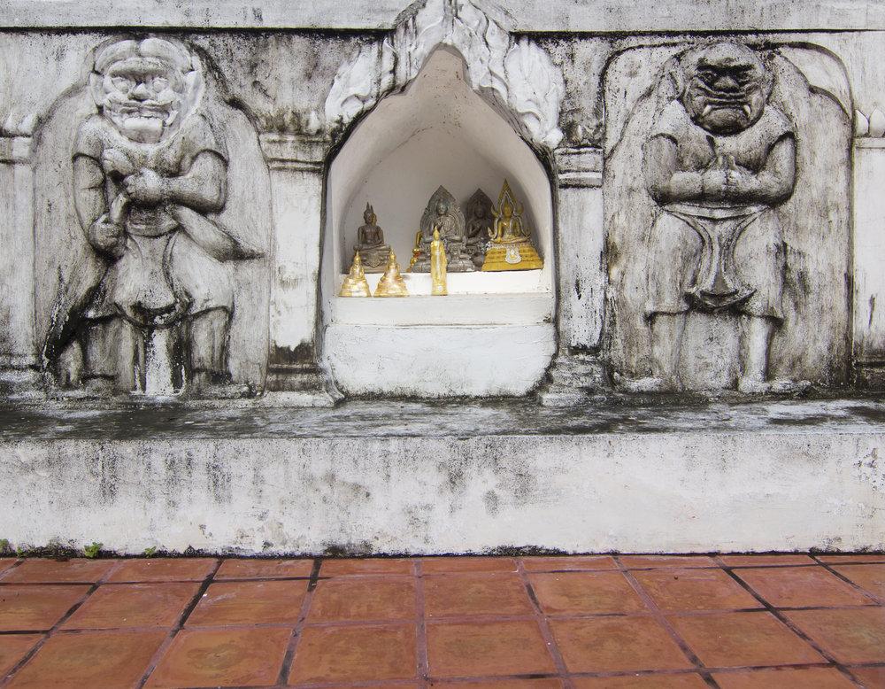 Altar Below The Altar Beneath… Koh Phangan, 2017
