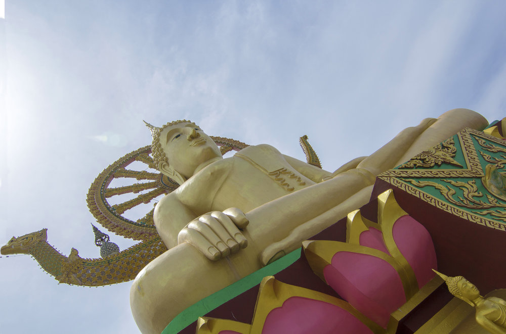 Big Buddha Koh Samui, 2017