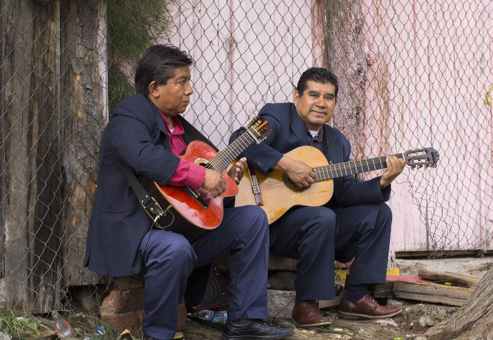 The Guitarist and I Cuidad de Mexico, 2018