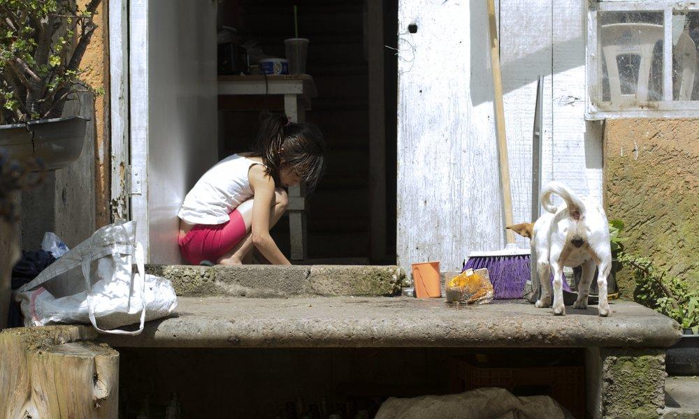 A Girl and a Pup Cuidad de Mexico, 2018