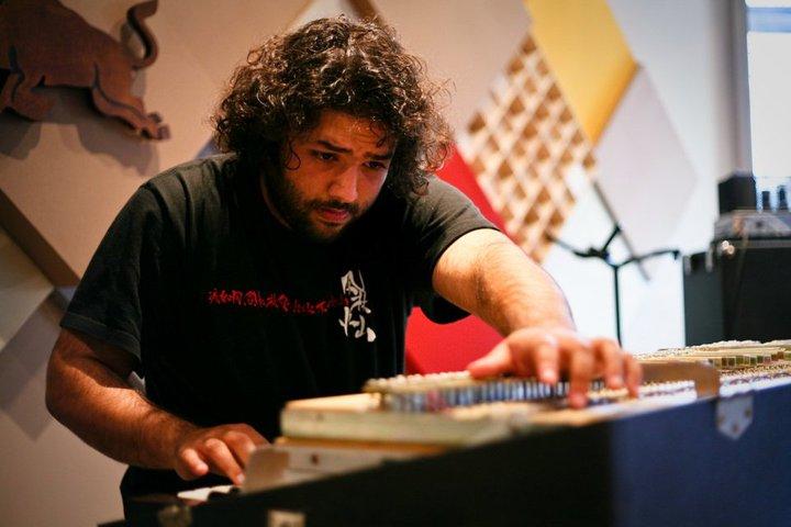 Sound Experimentation: RBMA Studios, London (April 2010)