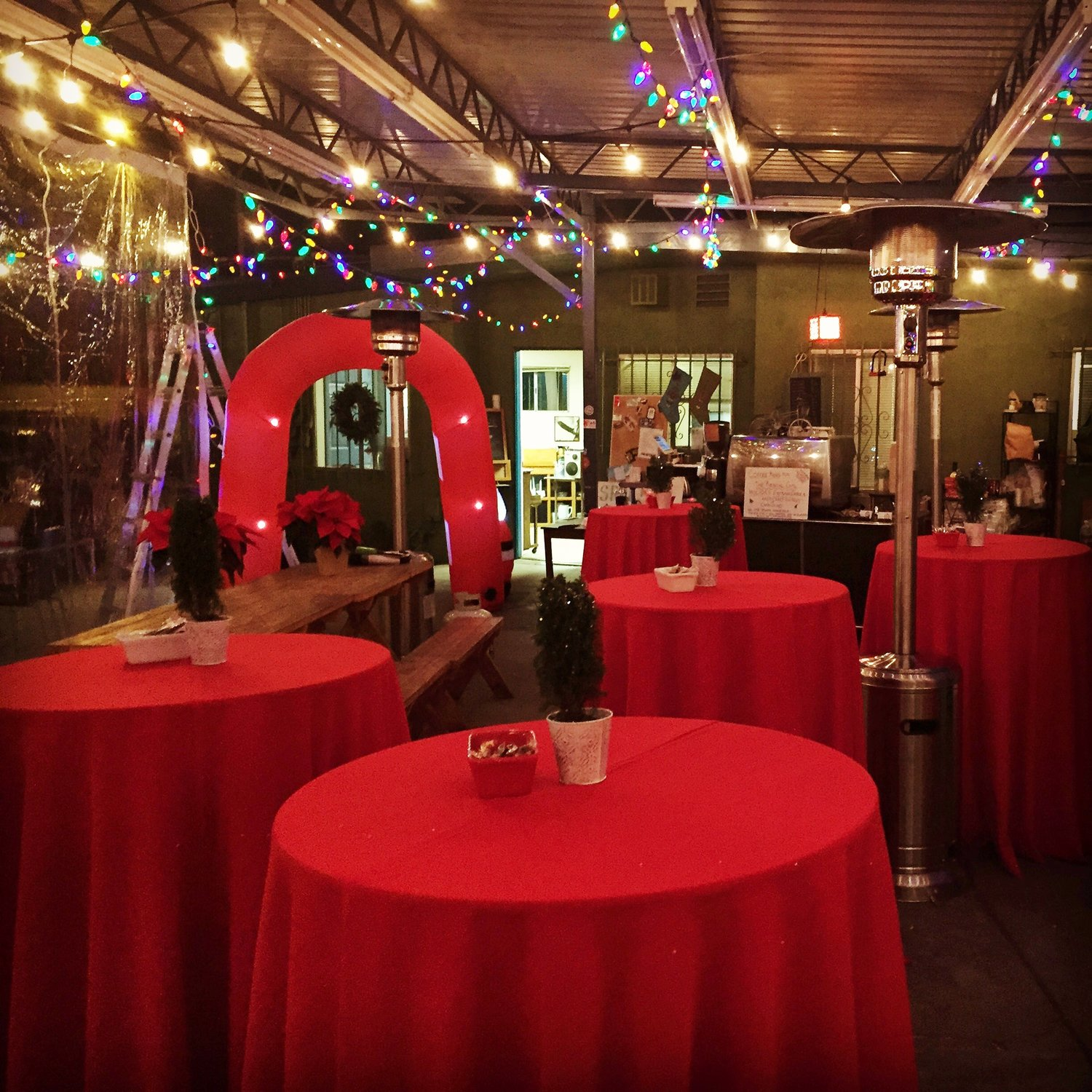 events — spoke bicycle cafe