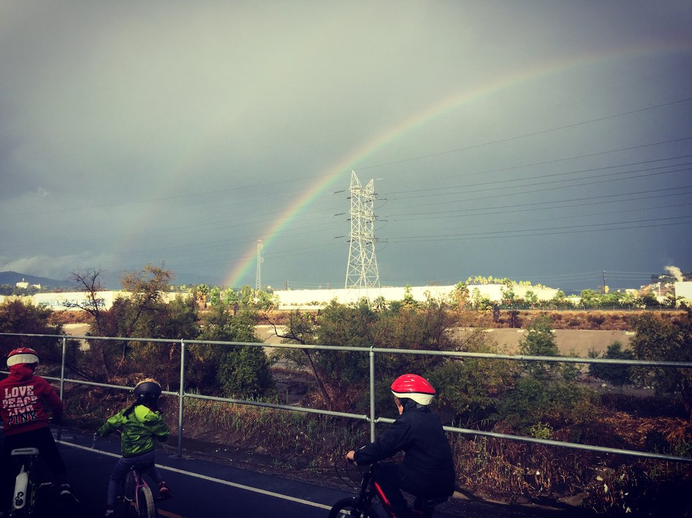 bike path rainbow.JPG