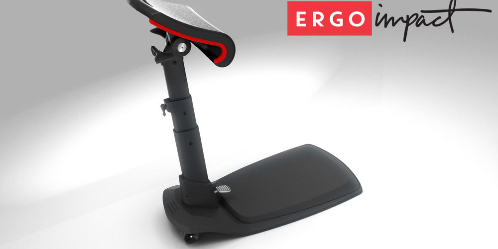 Ergo Impact Launches LeanRite™ A First Of Its Kind Sit Stand Lean Perch Office  Chair At National Ergonomics Conference U0026 ErgoExpo