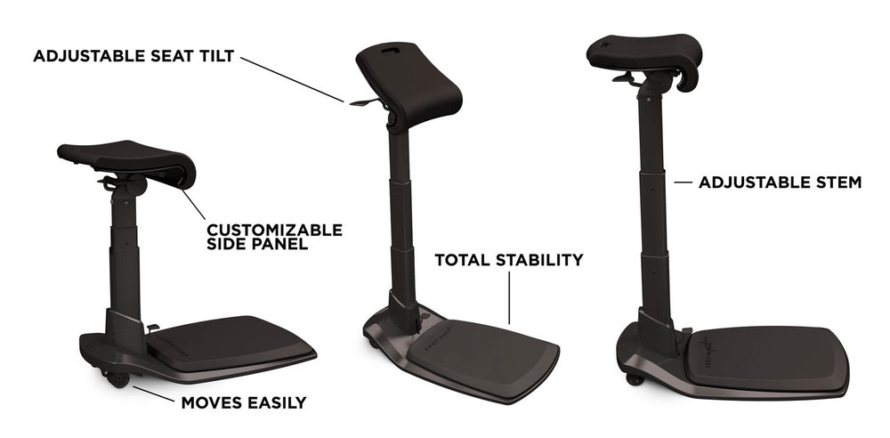 Best Standing Desk Chair - Lean Rite