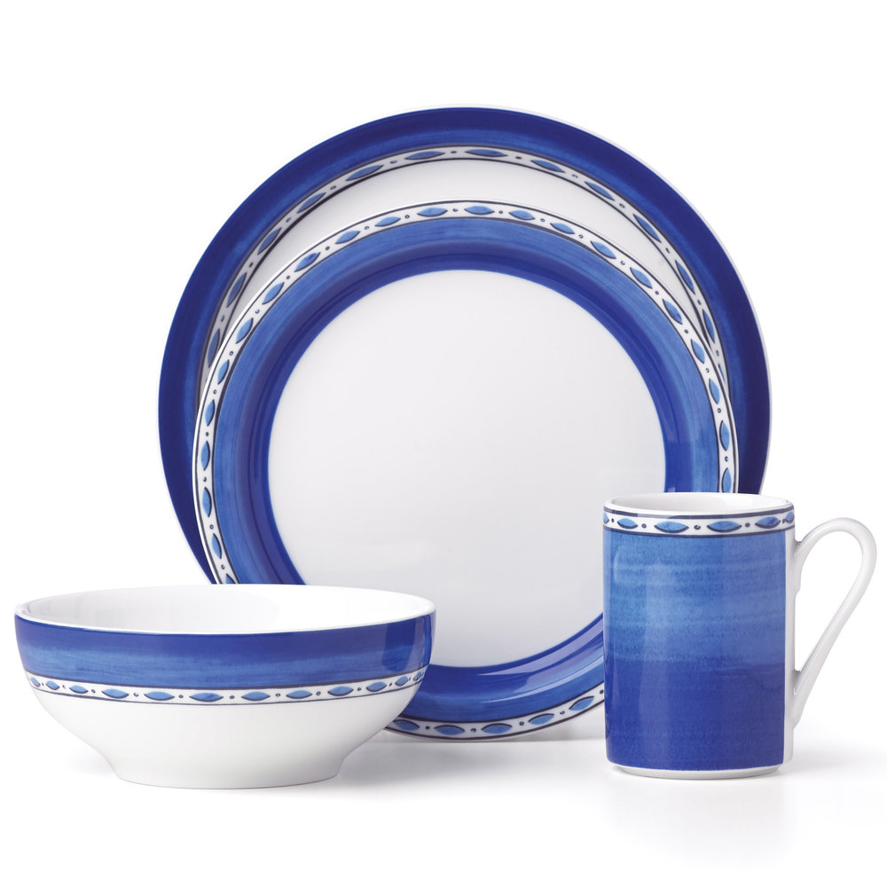 Dansk Belgian Blue Tablesetting