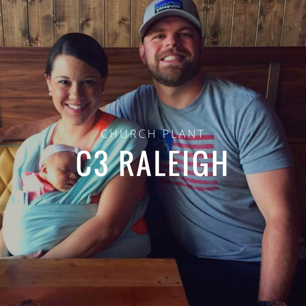 C3 Raleigh / Stuart and April Barham