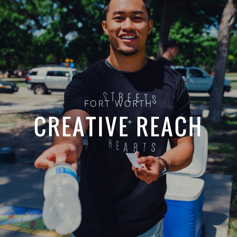 Creative Reach / Outreach + Media