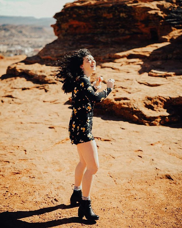 Lil dancing queen 🕺🏽