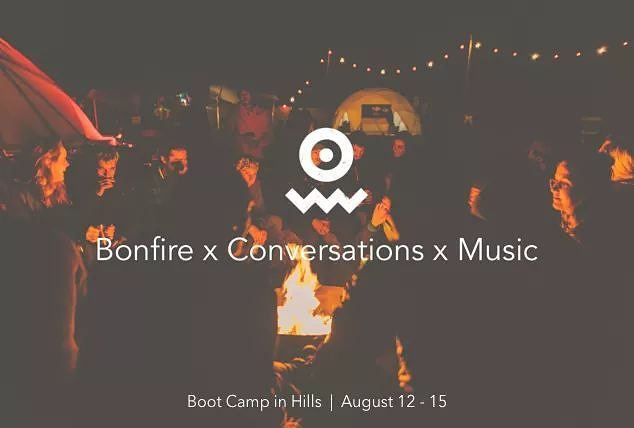 Where would you rather be?  In a #Valley, surrounded by amazing people, having meaningful #conversations and #jamming next to the bonfire?  Or at #Bar crowded with strangers?  It's a choice you have to make! -- #Independence Day #Weekend Join the Adventure  Apply : http://bit.ly/bootcampinhills1