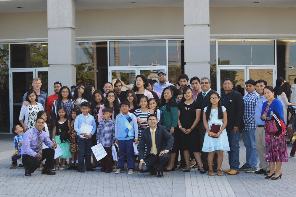 NuestraCongregación - en la Convención Nacional e Internacional XXVIII. Miami, FL