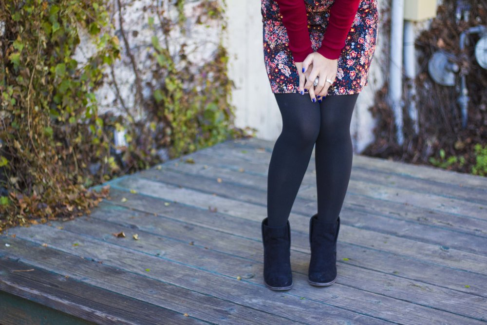 Tights & Boots