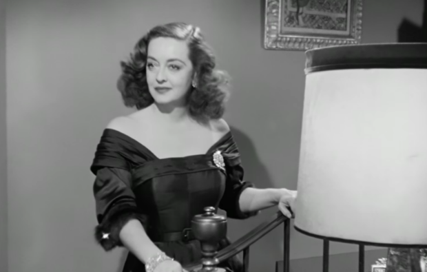 (Bette Davis as the revered and fabulous Margo Channing)