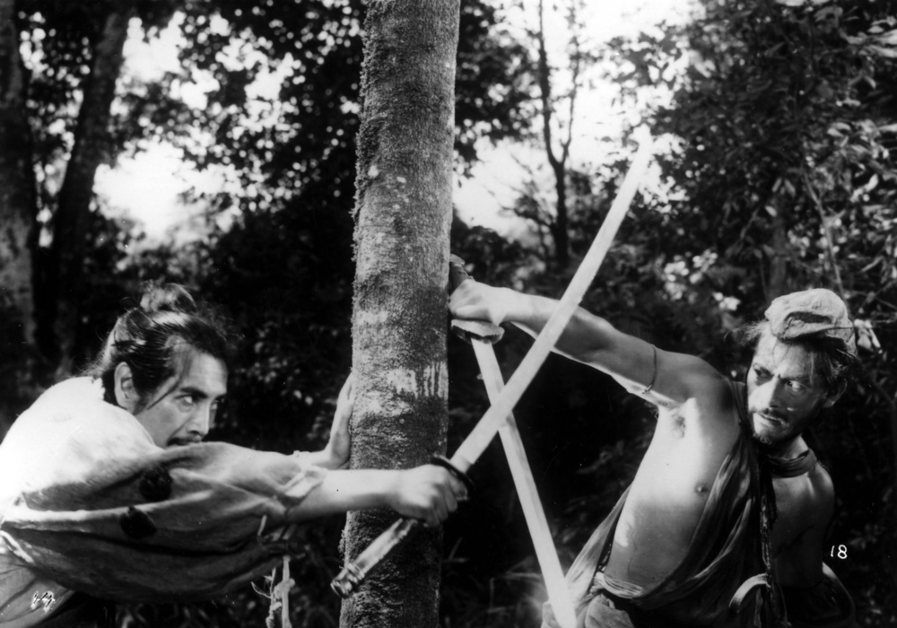 Did The Samurai (Played by Masayuki Mori) meet his demise in the aftermath of this duel to the death? (Photo taken from IMDB)