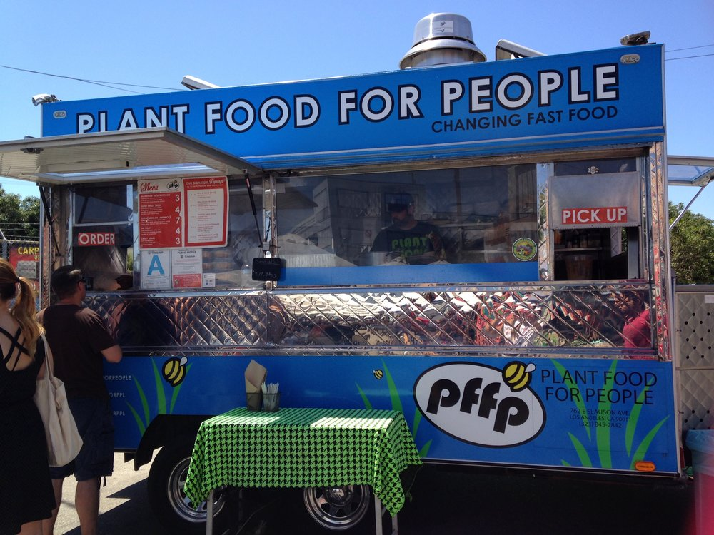 Plant Food for People Taco Truck