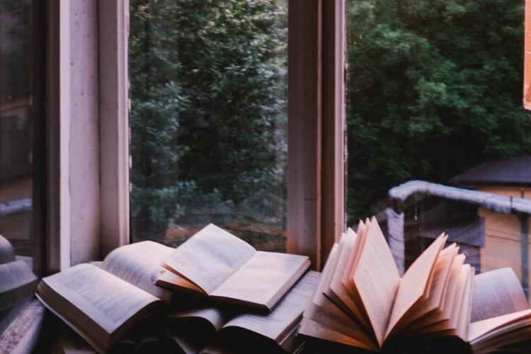 Books & Audio Books -