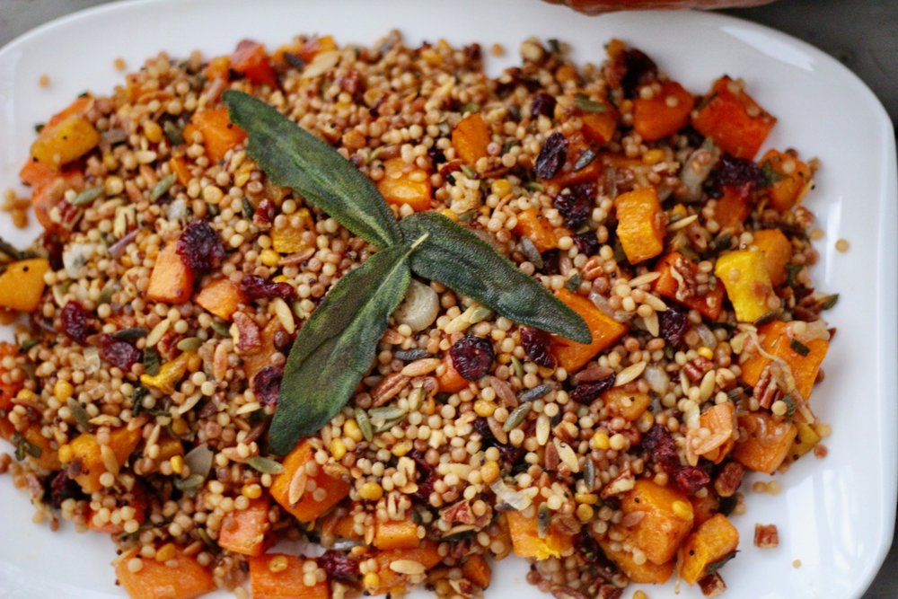 Vegan Thanksgiving Main Dish