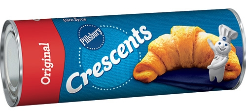 Pillsburty Crecent Rolls