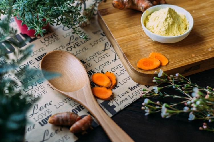 Carrot Ginger Soup - by Ali Larter
