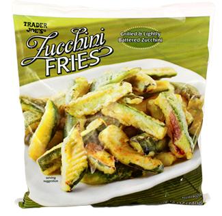 Zucchini Fries Trader Joe's