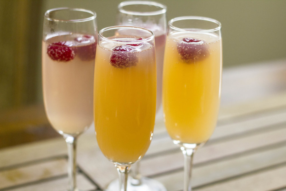 Mother's Day Mimosa -