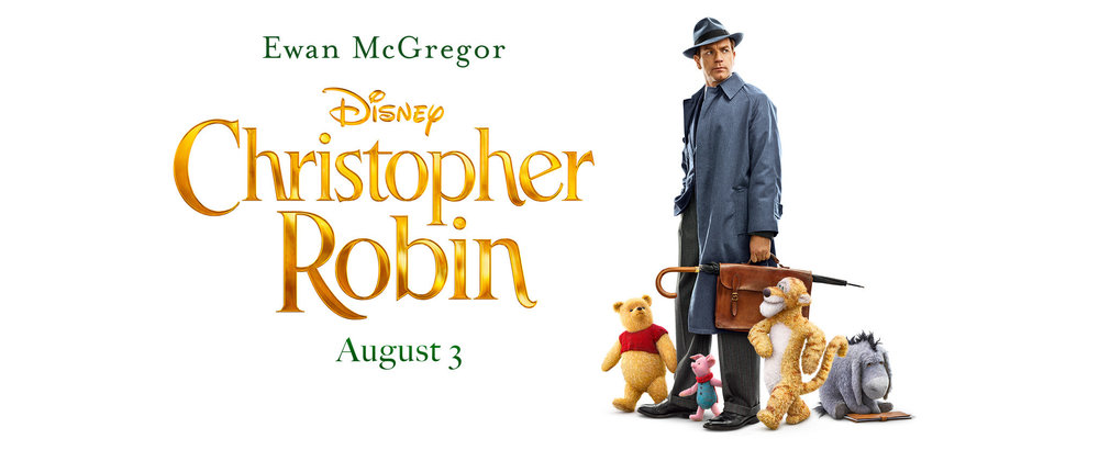 A working-class family man, Christopher Robin, encounters his childhood friend Winnie-the-Pooh, who helps him to rediscover the joys of life.  - IMDB.com