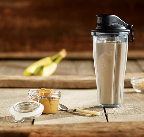 Nuts and Grains Smoothie - by Vitamix