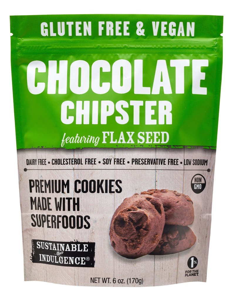 Cookies - Sustainable Indulgence: These yummy cookies are gluten-free, vegan and full of nutrient dense superfoods!