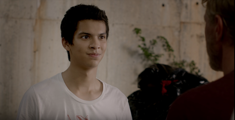 Miguel (played by Xolo Mariduena) is Johnny's first student; The first Cobra Kai disciple in over 30 years