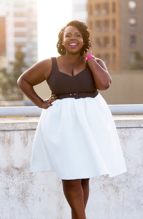 CECE OLISA | Photo Credit: thecurvycon.com