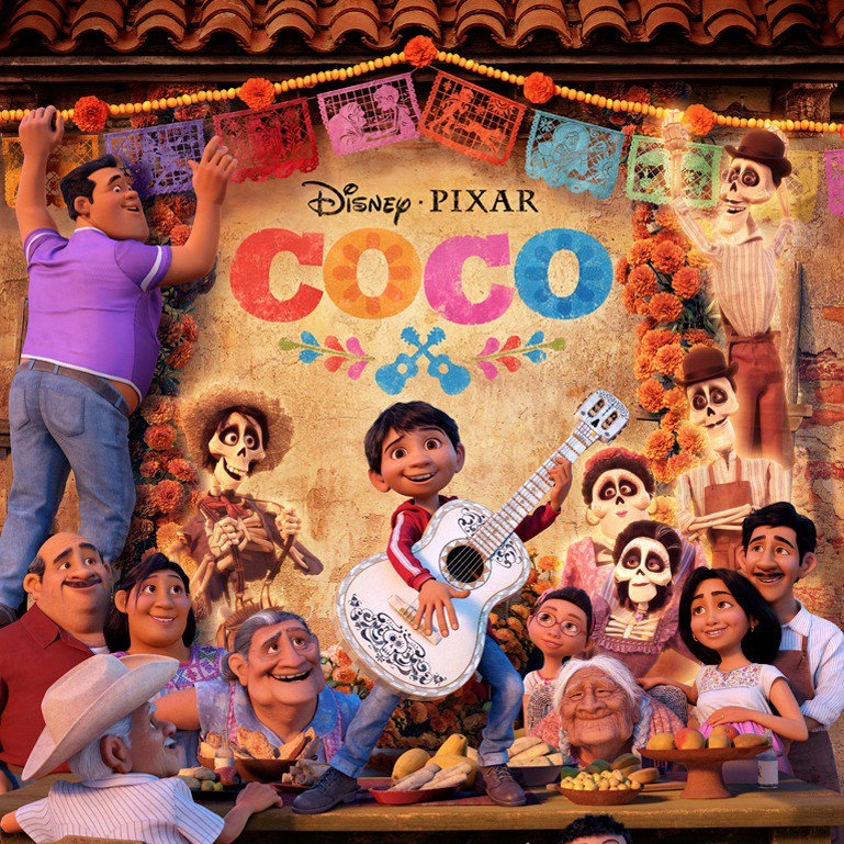 Coco (2017) - Aspiring musician Miguel, confronted with his family's ancestral ban on music, enters the Land of the Dead to find his great-great-grandfather, a legendary singer. - IMDBCoco is available to stream on Netflix.