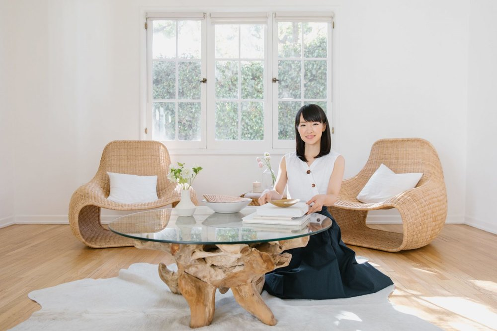 Marie Kondo and Tidying Up - The Life-Changing Magic of Tidying Up: The Book That Started It All…