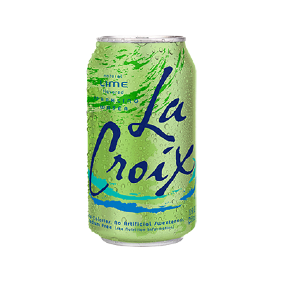 La Croix Sparkling Water - La Croix is a party favorite with various flavors and easy pick up from almost any grocery store. Pick a couple different flavors that will compliment your appetizers, such as La Croix Lime with chips and salsa, or La Croix Coconut with spring rolls. You can even make your own drink mixing station with a couple different La Croix flavored sparkling waters, some fresh fruit, your favorite hard liquor, and fruit juice.
