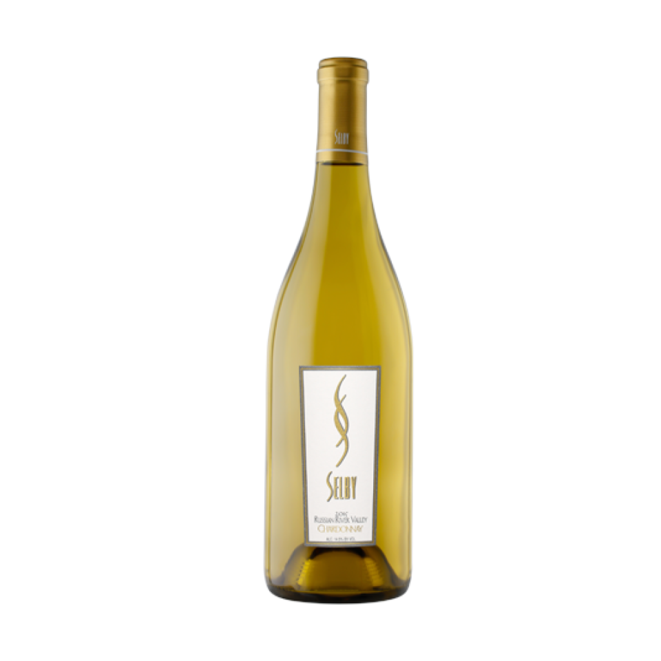 Selby Russian River Valley Chardonnay - Selby's Russian River Valley Chardonnay presents a delicate blend of butterscotch and tang for a perfect full-bodied flavor. For your guests who enjoy the finer things in life, Selby offers exquisite wines that have even been served in the White House! Delicious and affordably priced, Selby's Chardonnay stands perfectly on its own or can be paired with light appetizers. Order directly from Selby Winery.