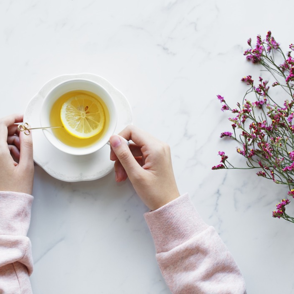 6. Bring Some Zen Into Your Life - Start practicing something that will help you unwind and hear yourself. Whether it's taking a walk daily, journaling for a few minutes, drinking a hot cup of tea in the morning, etc. Take time to have a peaceful moment and be completely present with yourself.