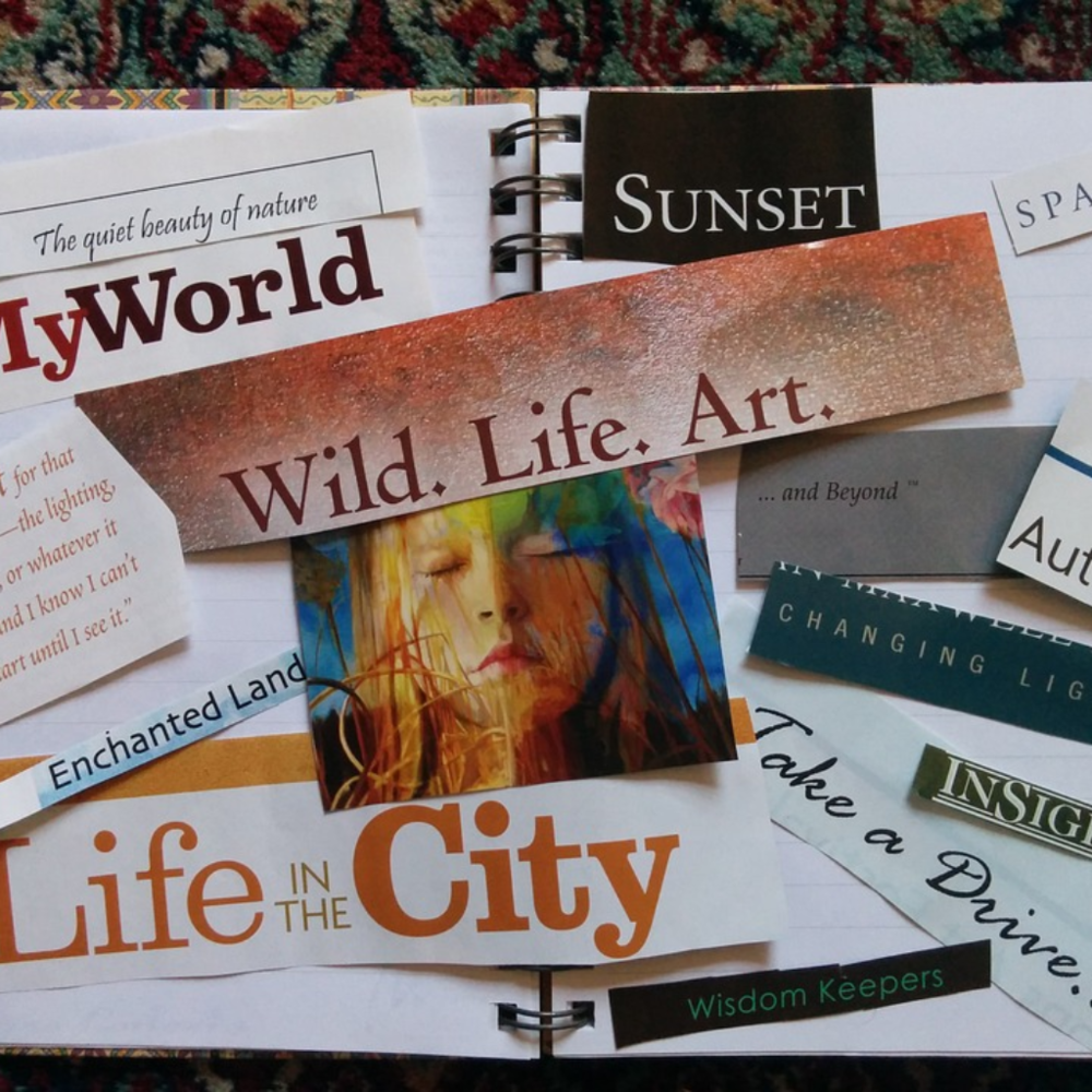 7. Make a Vision Board - Visualization goes a long way when it comes to staying motivated. Find things that inspire you and remind you of who you are, and of who you will become. You can use Pinterest, download photos on your phone, or go old school and glue or pin pictures to poster board. Look at it every day. Know that with hard work and dedication you will achieve anything you set out to do. Look at your board then look at yourself and go kick butt in 2019.