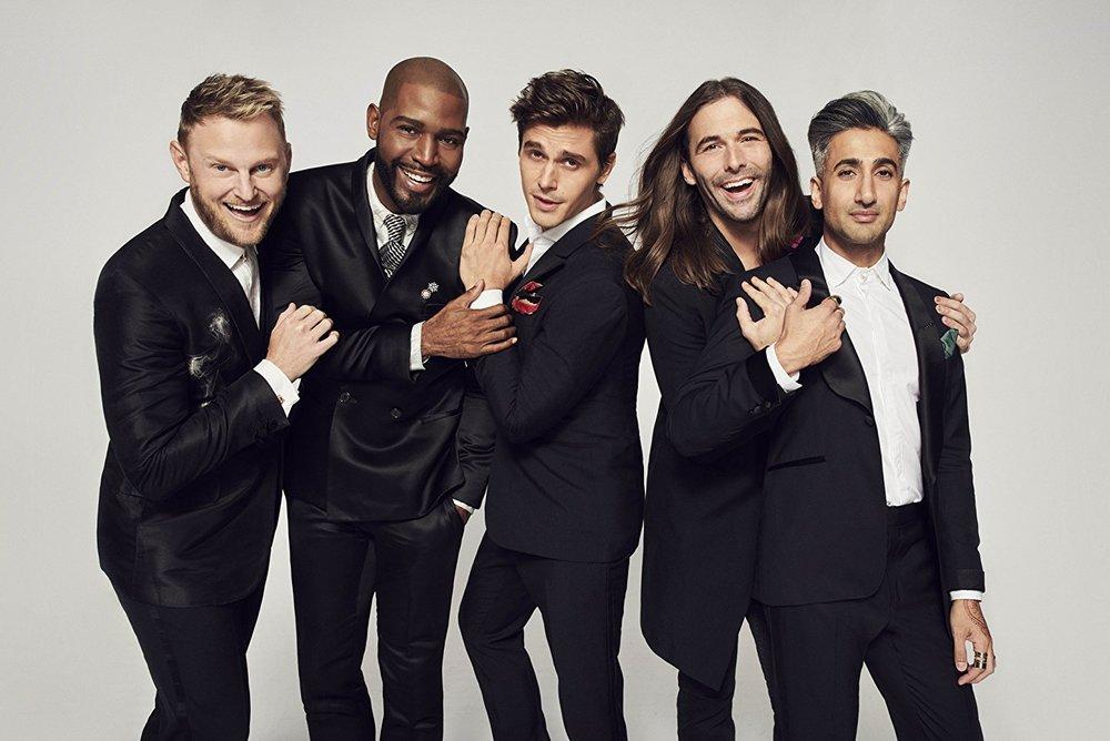 QUEER EYE SEASON 3 - The 5 Reasons Why We Love Netflix's Revamped Show Queer Eye...