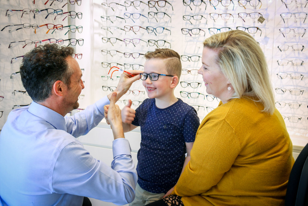 Graham Hill Eyecare • Children's Vision