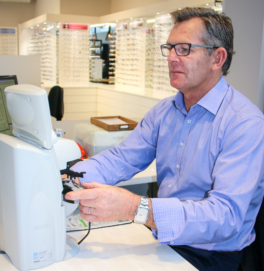 Graham Hill Eyecare • Spectacle Lenses & Service Department