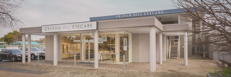 0cc65ebffa New website for Graham Hill Eyecare — Optometrists And Eyecare ...