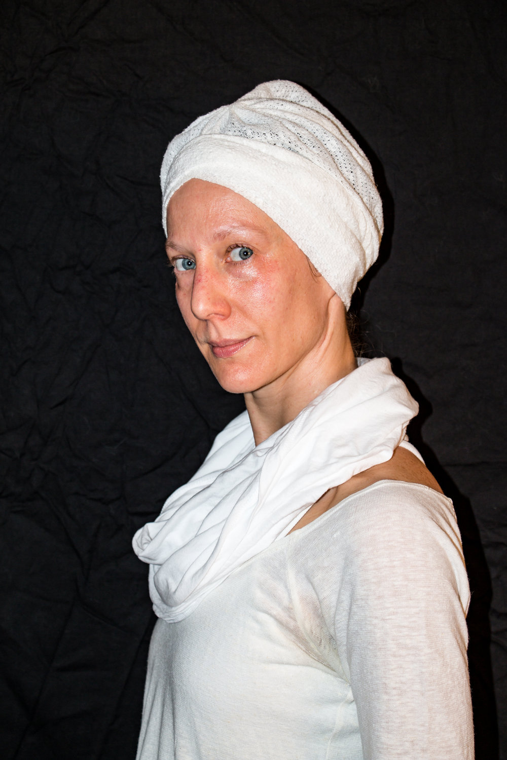 Andrea yoga instructor Anchorage kundalini