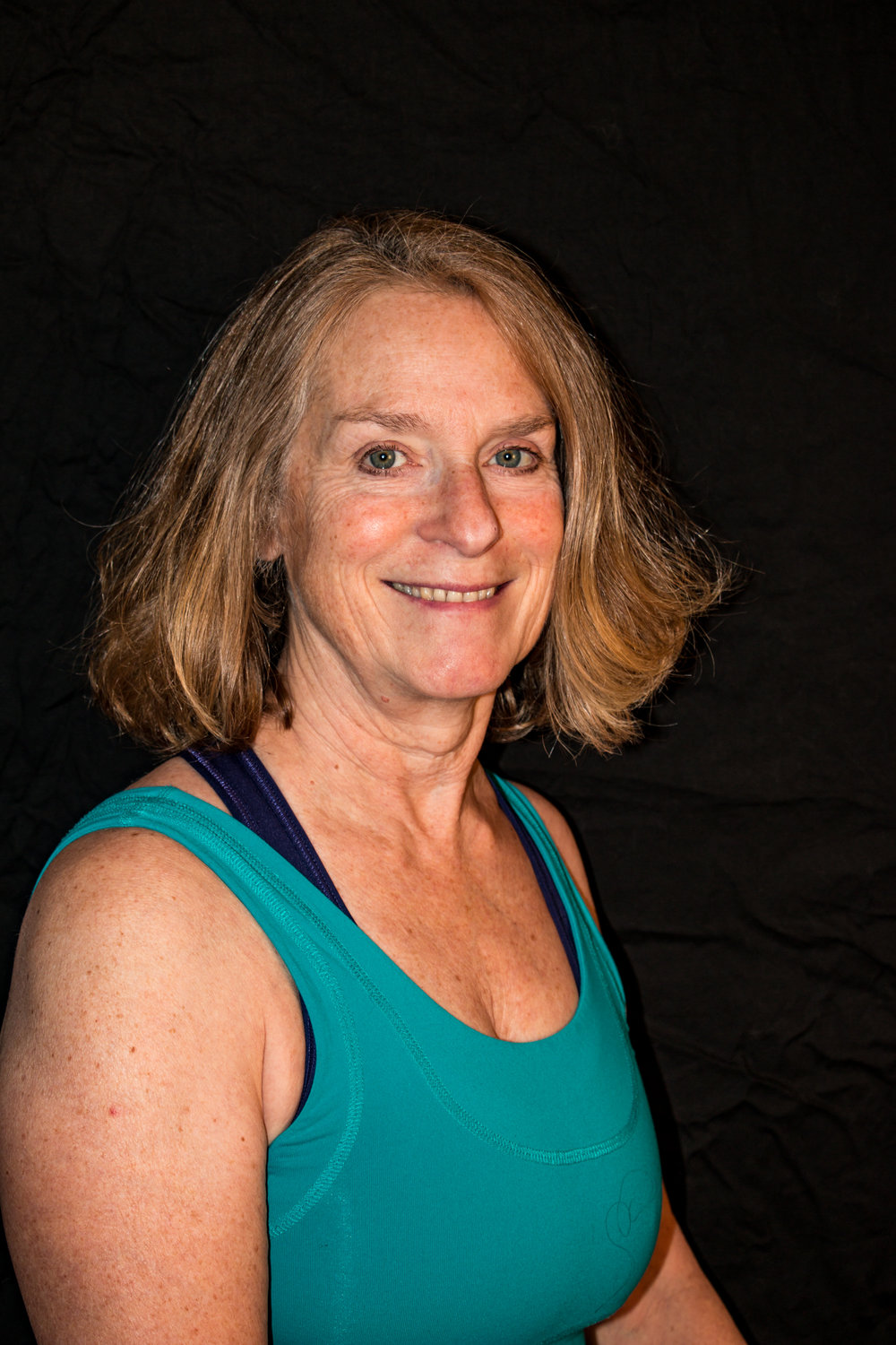 Lynne yoga instructor teacher Anchorage